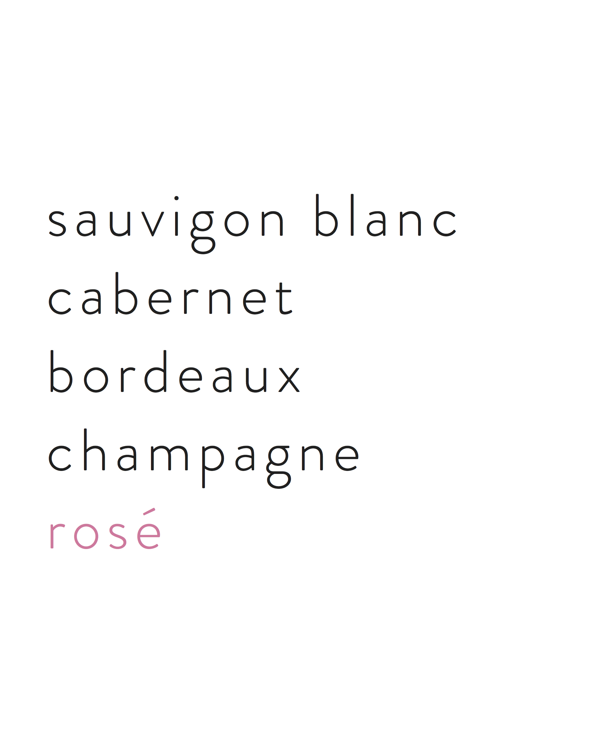 french wine names