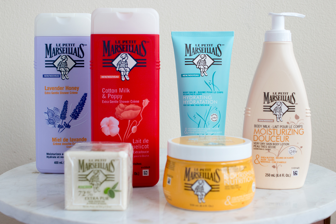 petite marseillais french beauty products
