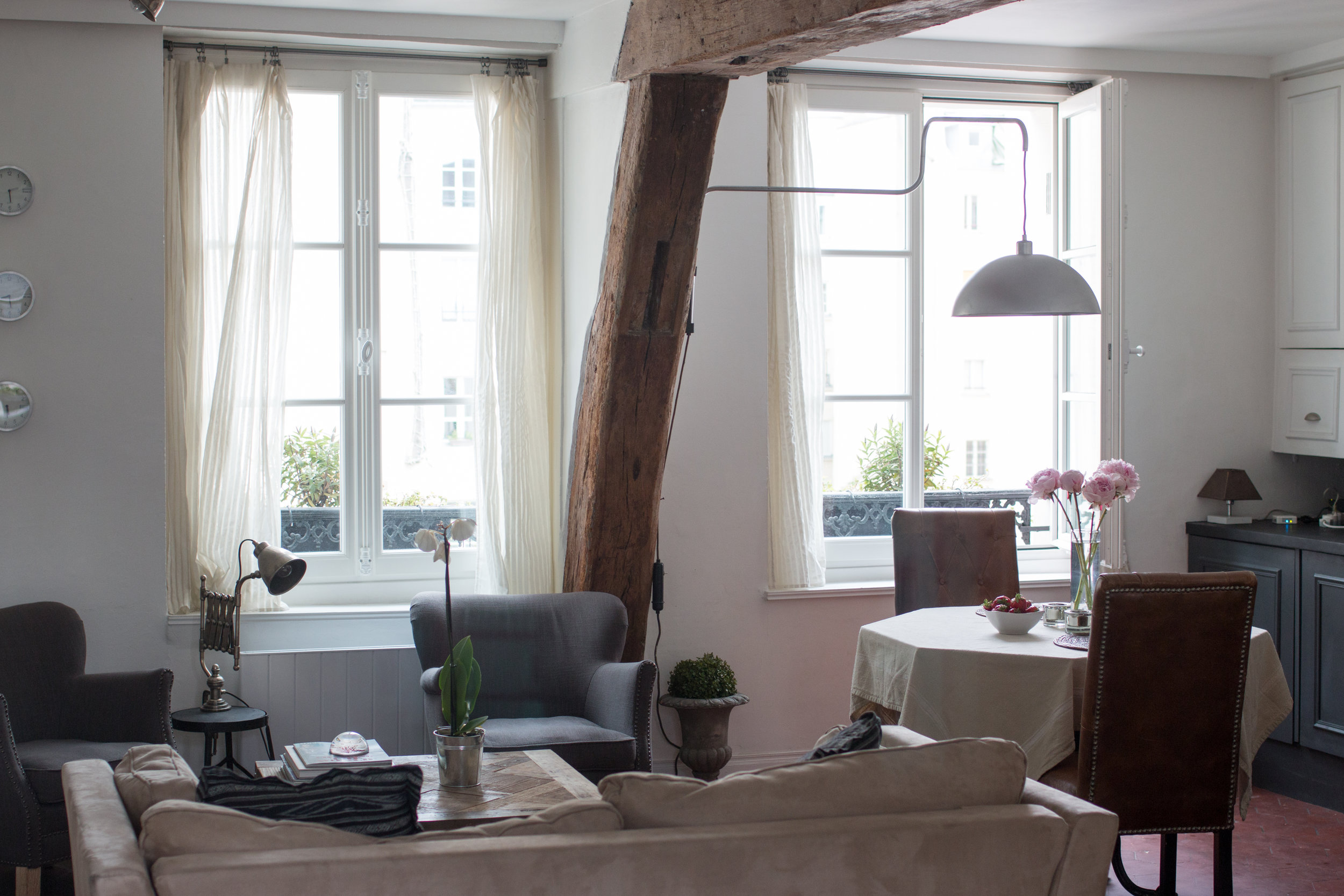 my paris apartment in the marais rebecca plotnick