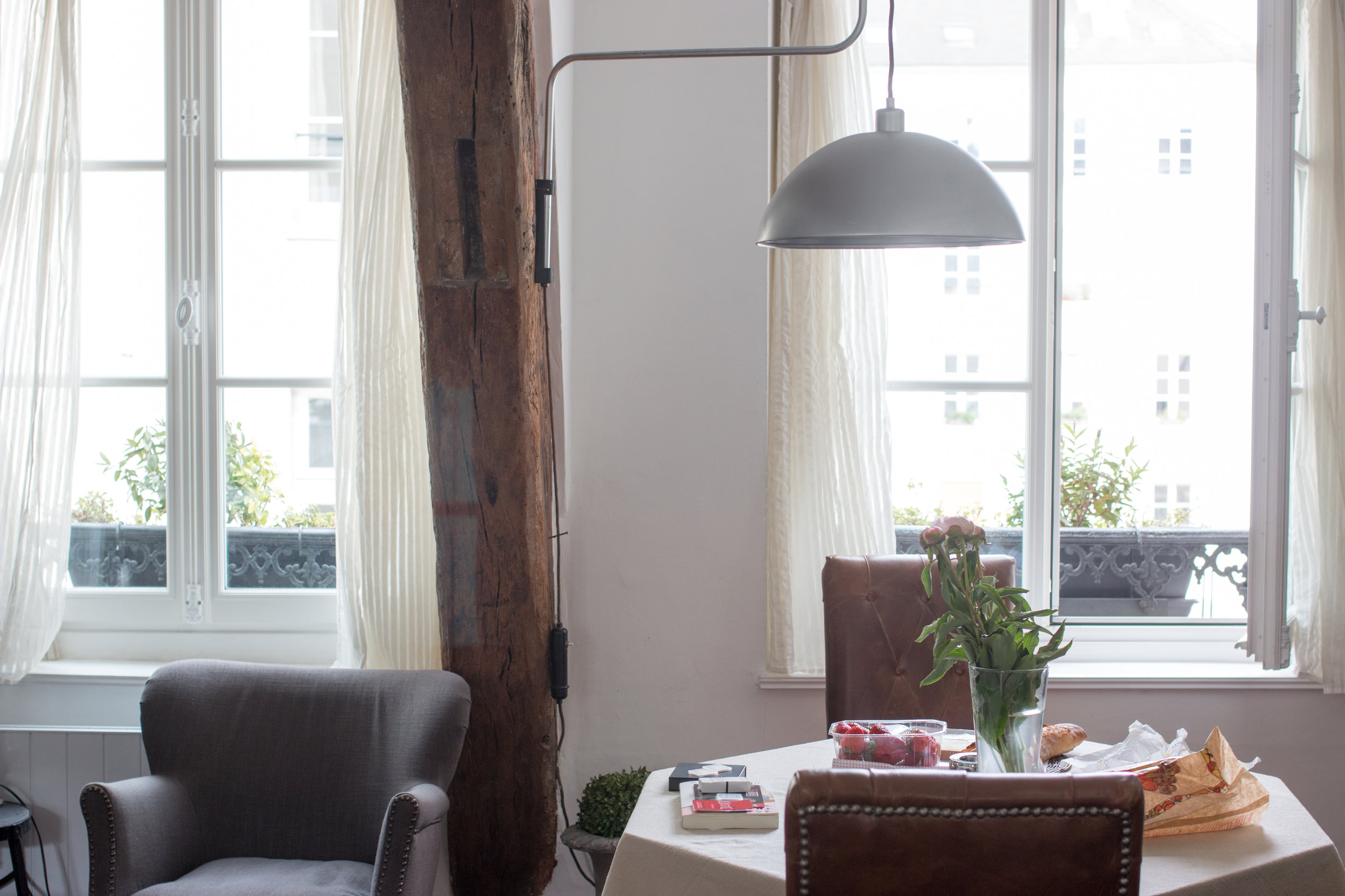 my paris apartment in the marais by rebecca plotnick