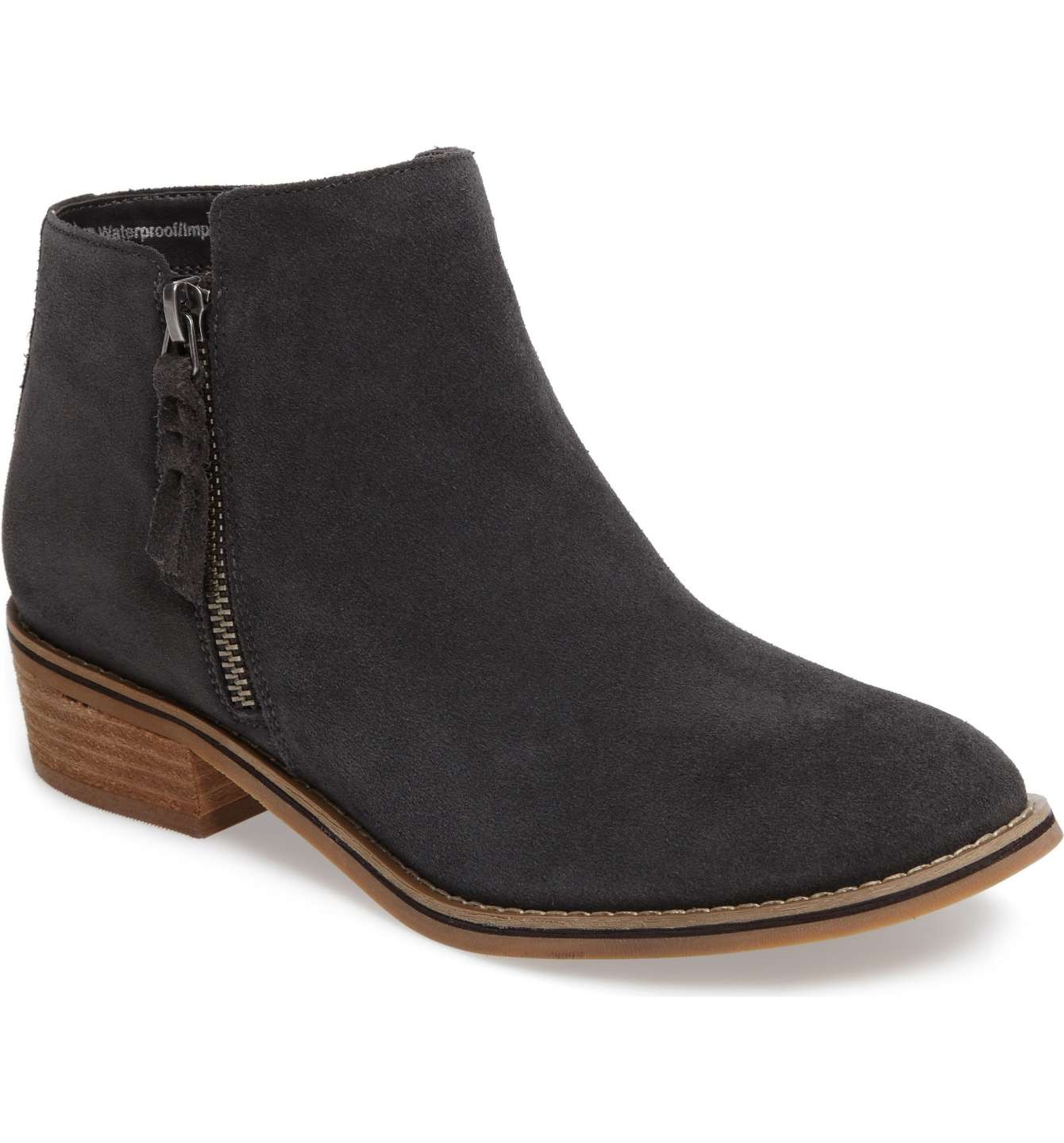 blondo waterproof bootie nordstrom sale