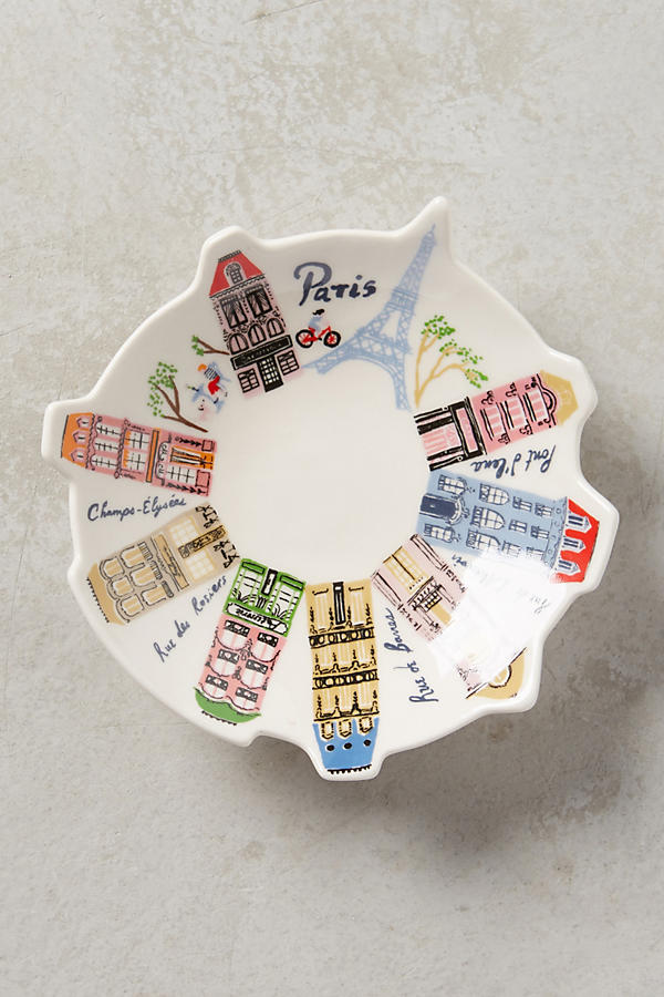 Paris Ring Dish - Perfect engagement gift