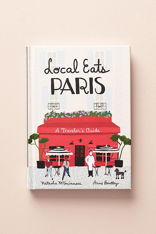 Local Eats Paris  -
