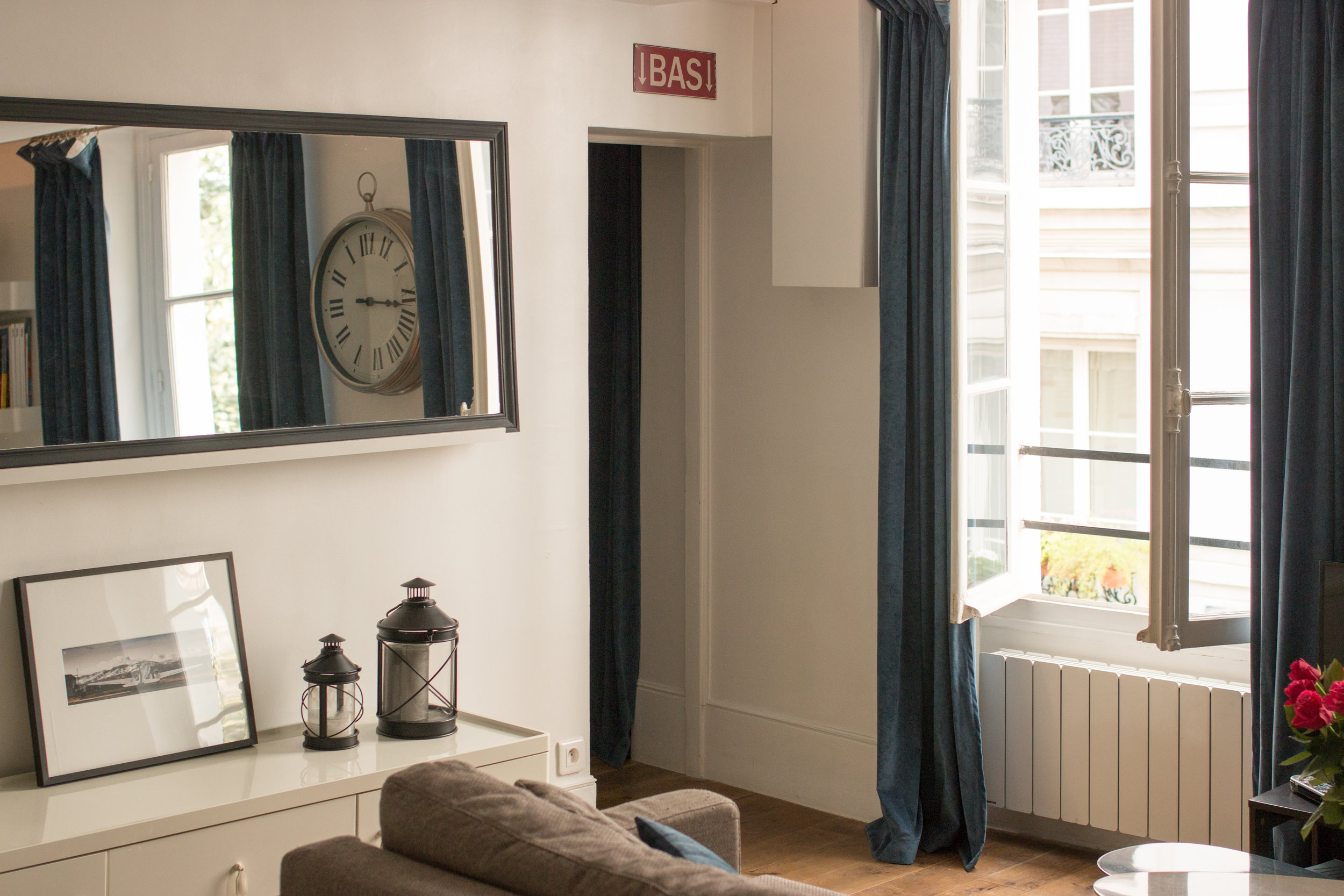 la belle address paris apartment in the marais