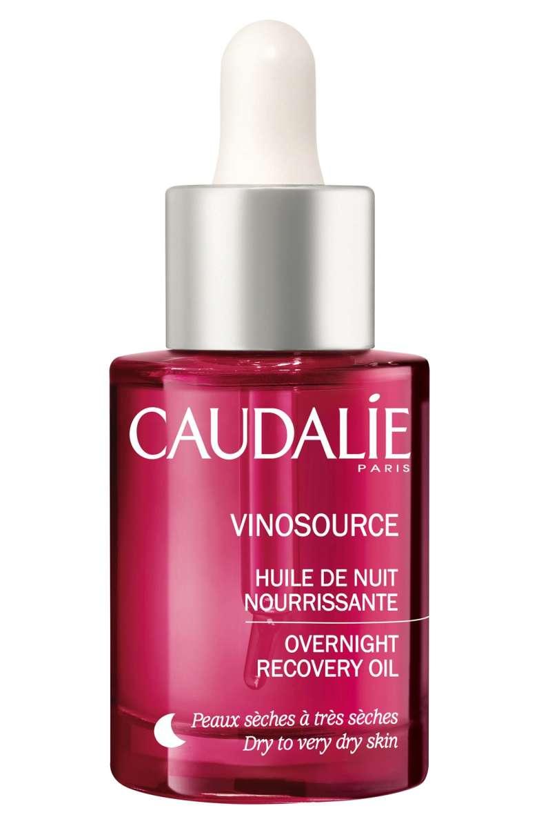 caudalie night oil