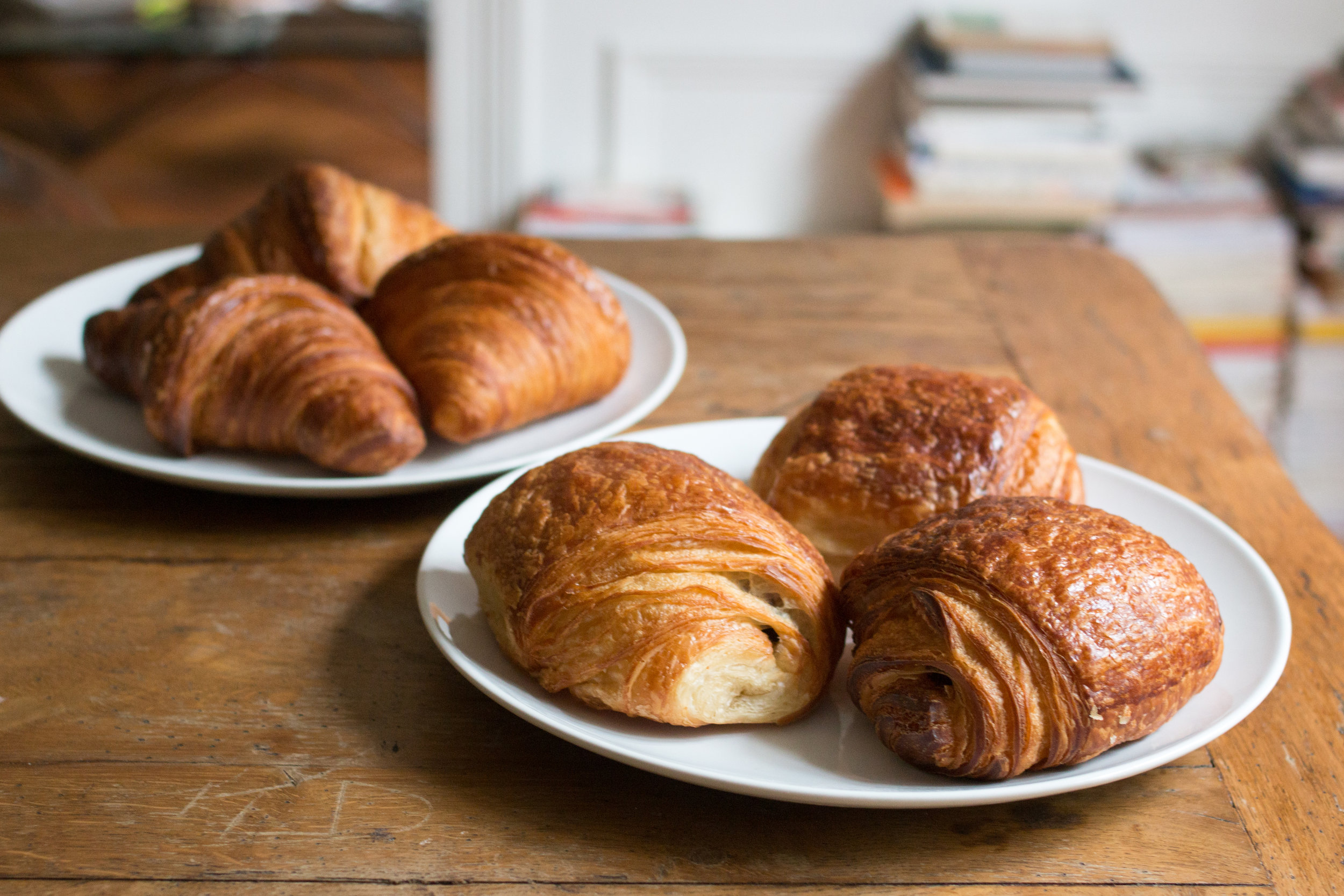 the best croissant in paris