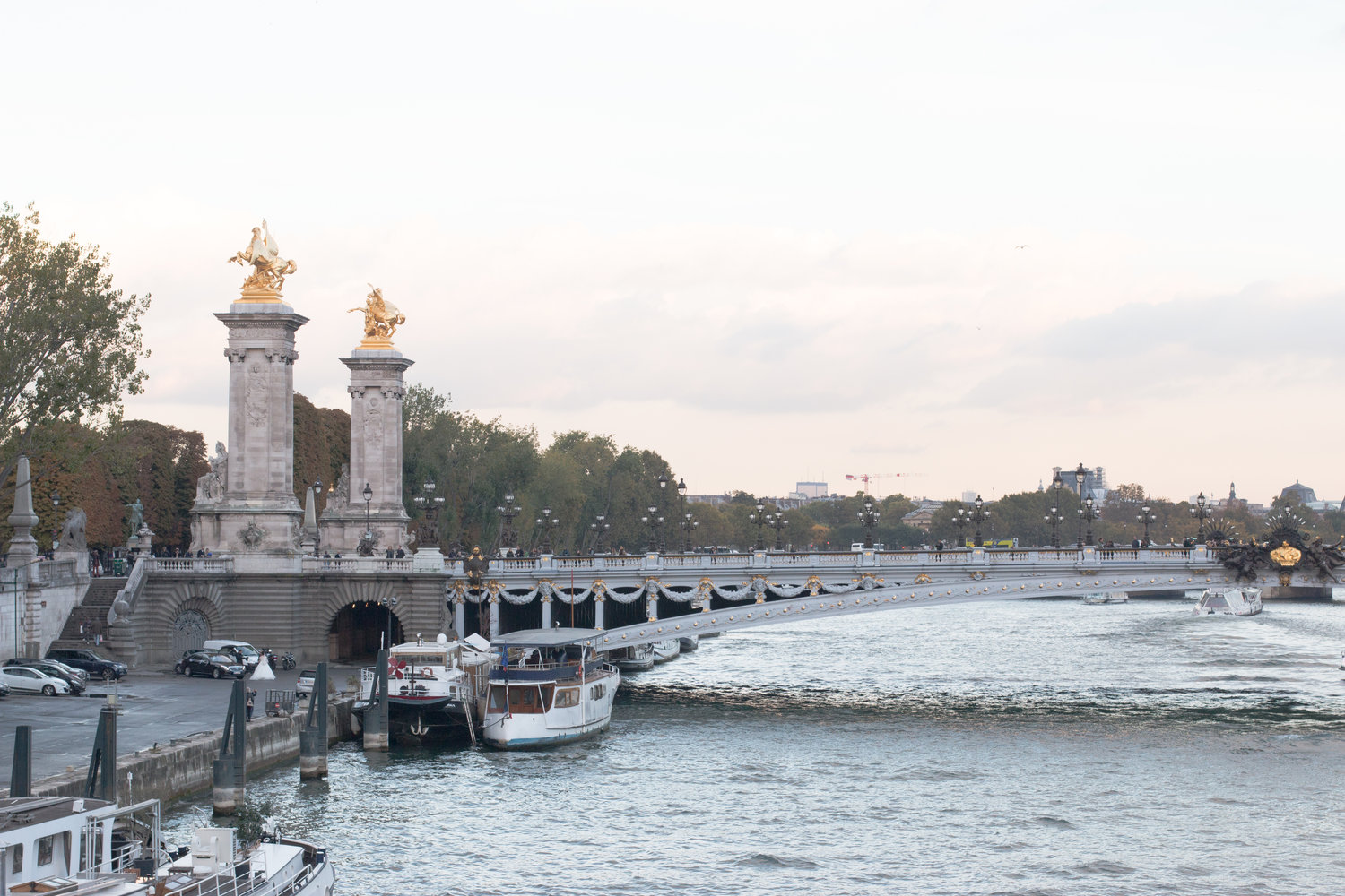 paris seine photo