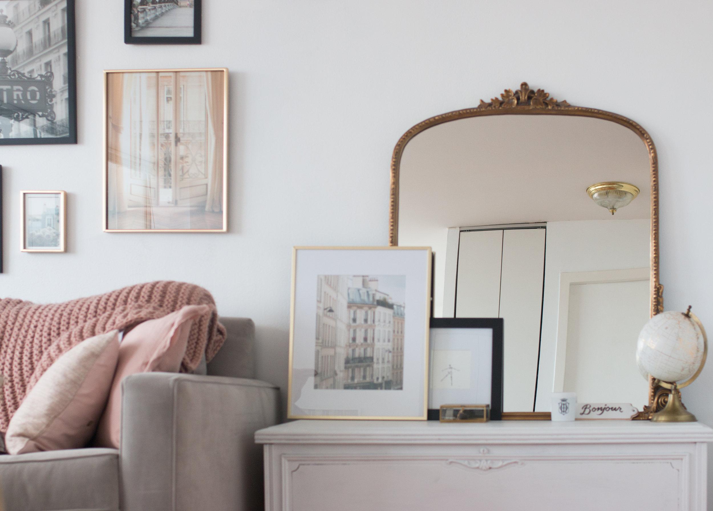 rebecca potnick paris inspired apartment