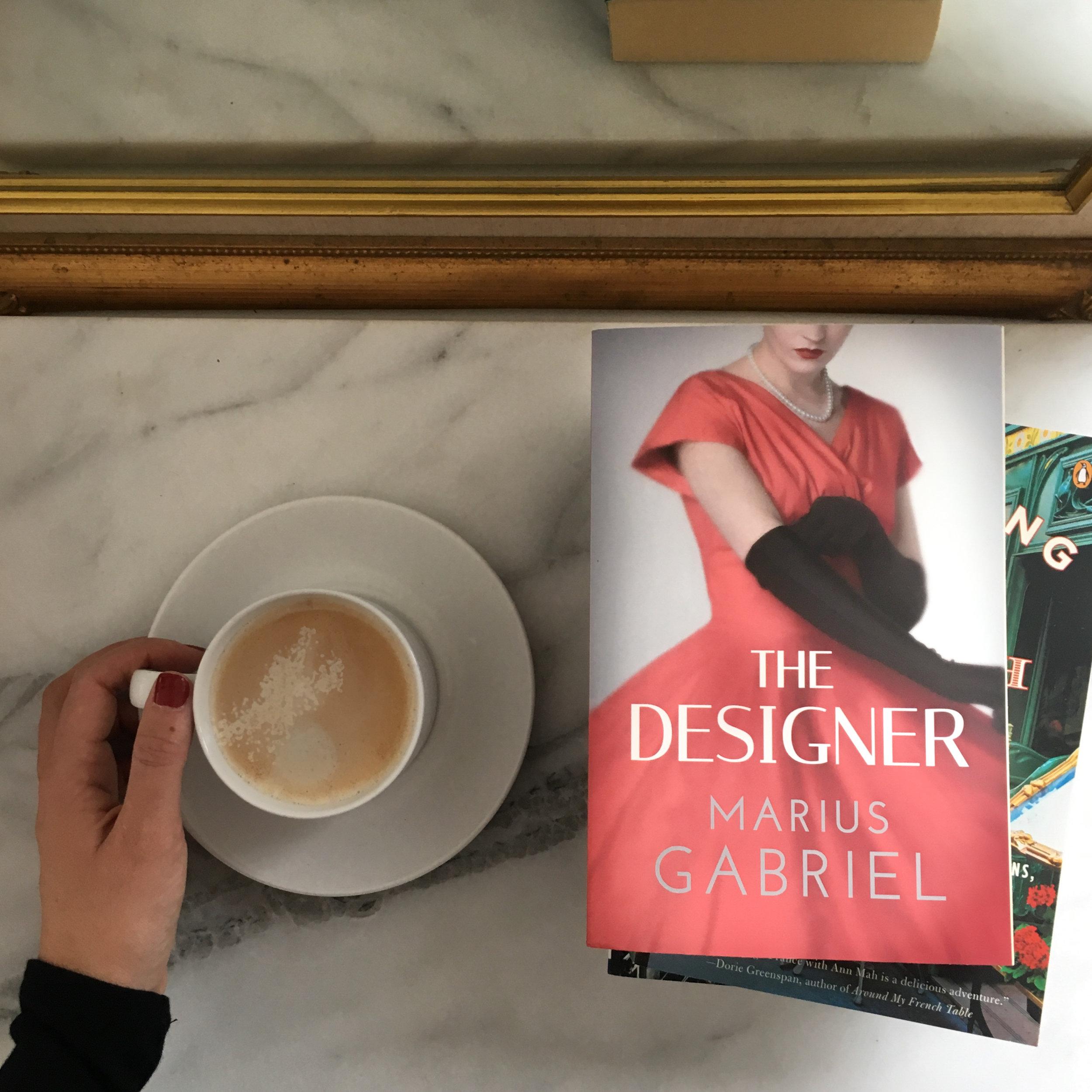 the designer by marius gabriel
