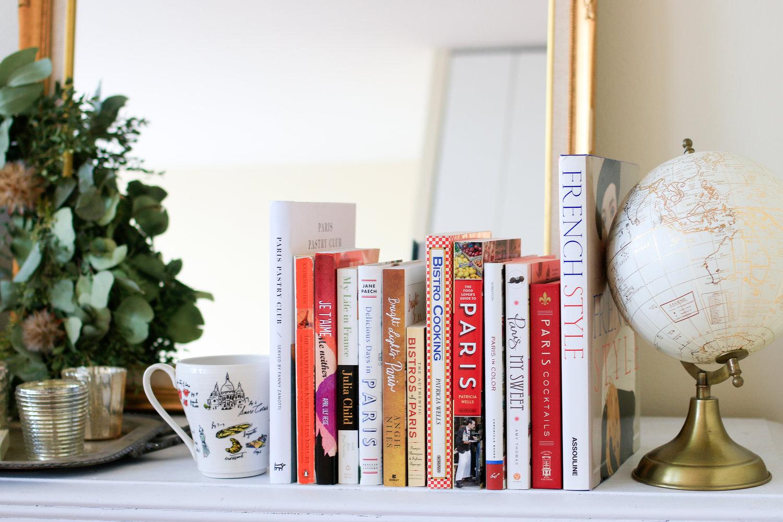 francophile book lover guide