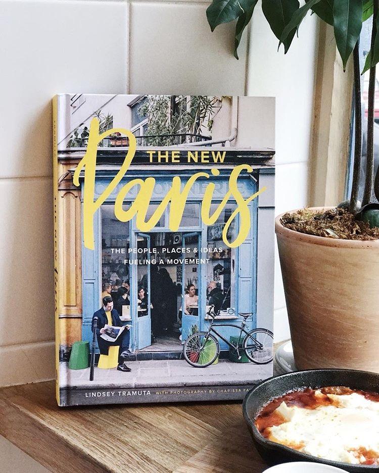 the new paris by lindsay tramuta