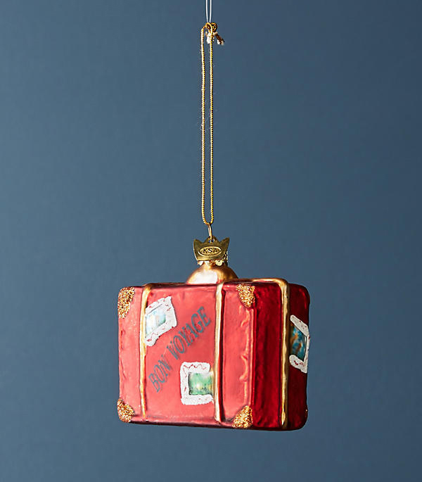Bon Voyage Ornament Anthropologie