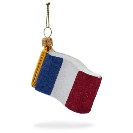 french flag ornament