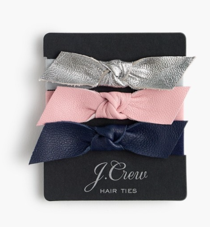 jcrew bows