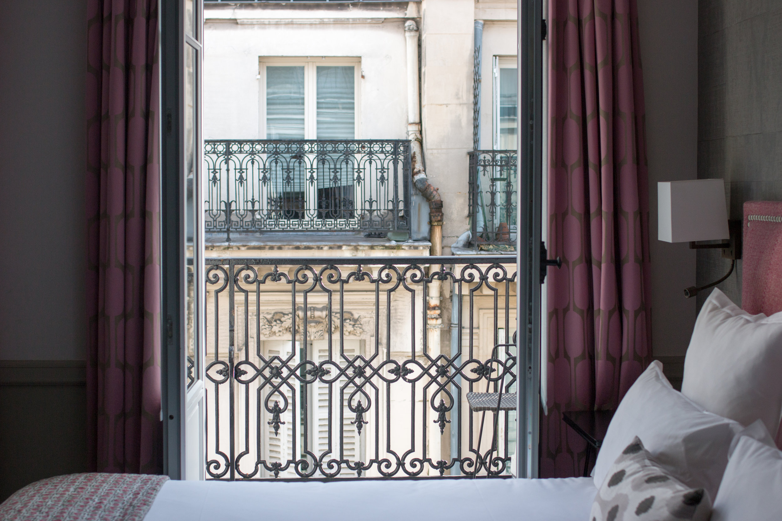 adele and jules hotel paris france