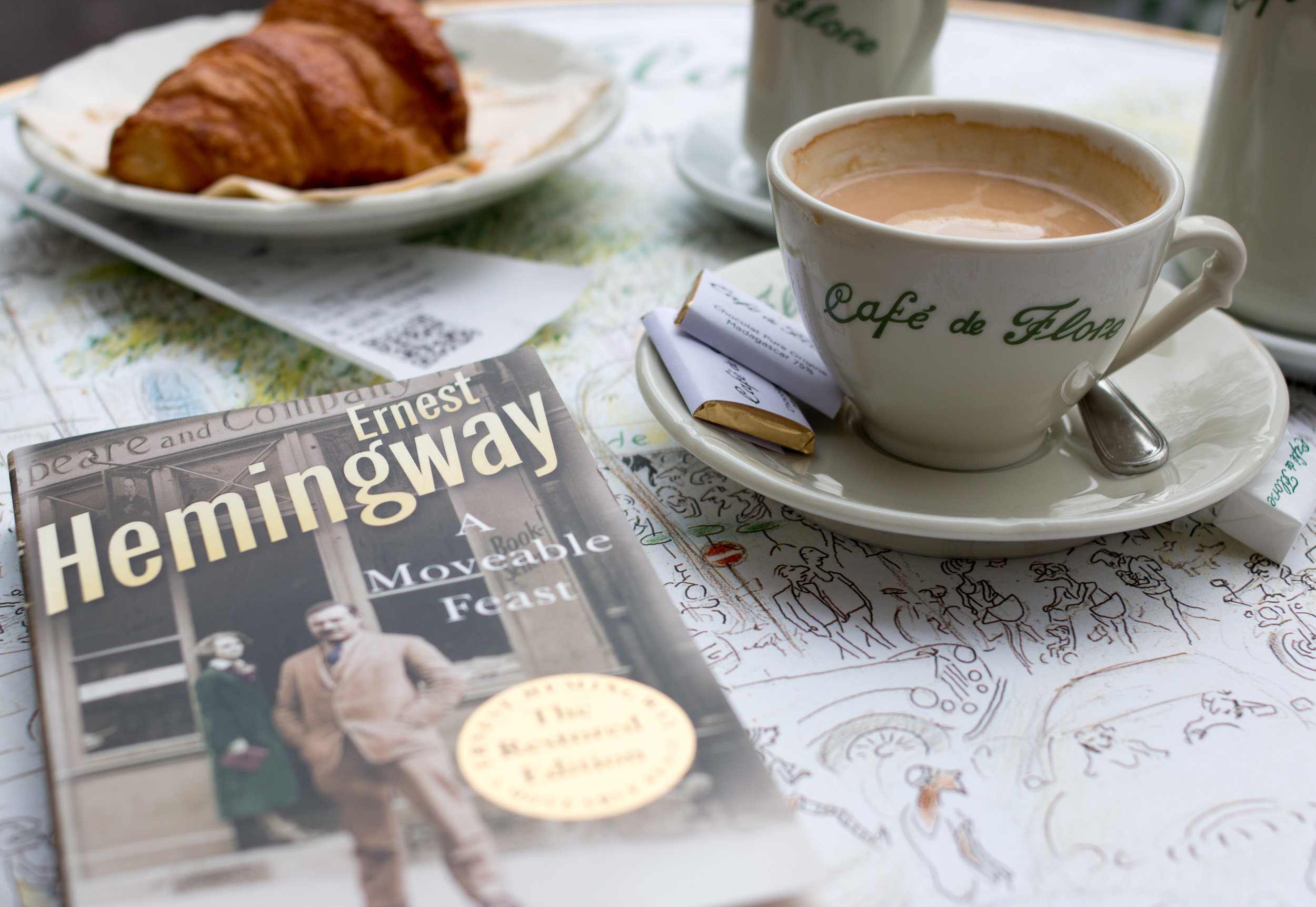 a moveable feast hemingway paris france