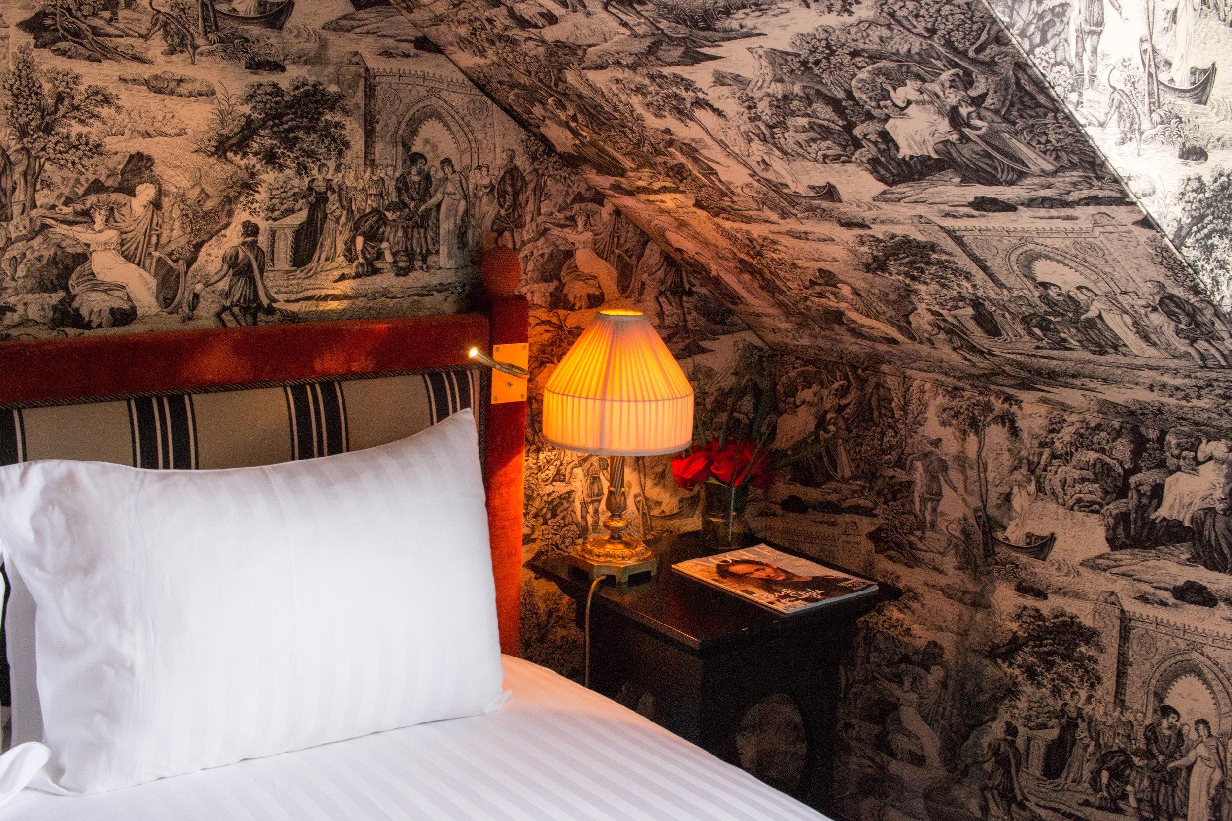 10 Boutique Hotels In Paris Every Day Parisian