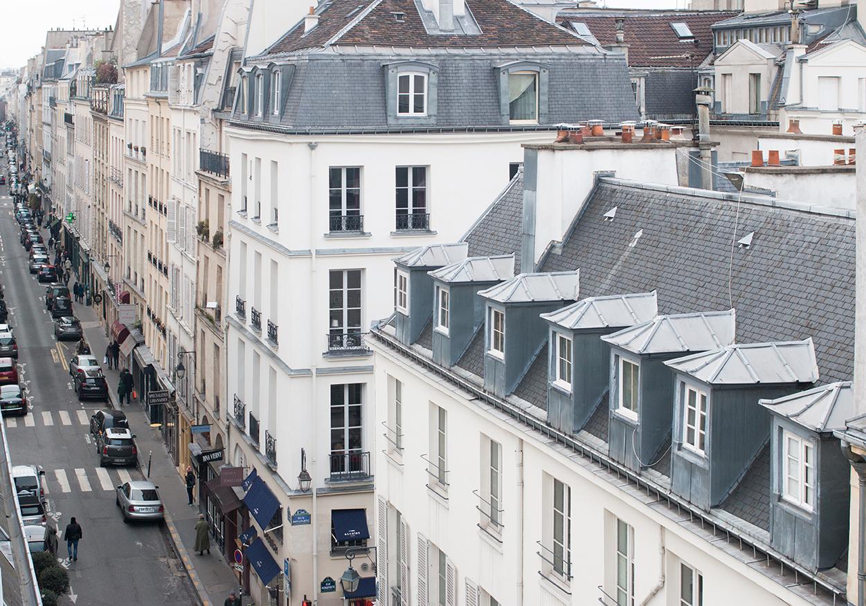hotel des 2 continents paris france