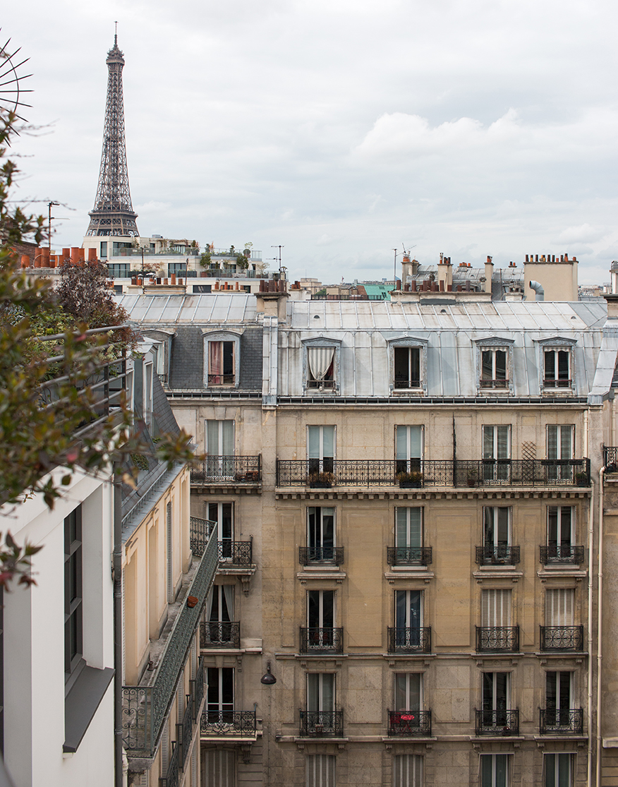 le cinq codet paris eiffel tower views