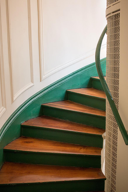 haven in paris, france apartment
