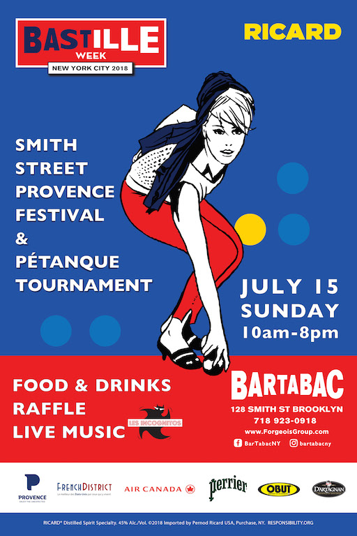 Bastille Day Brooklyn