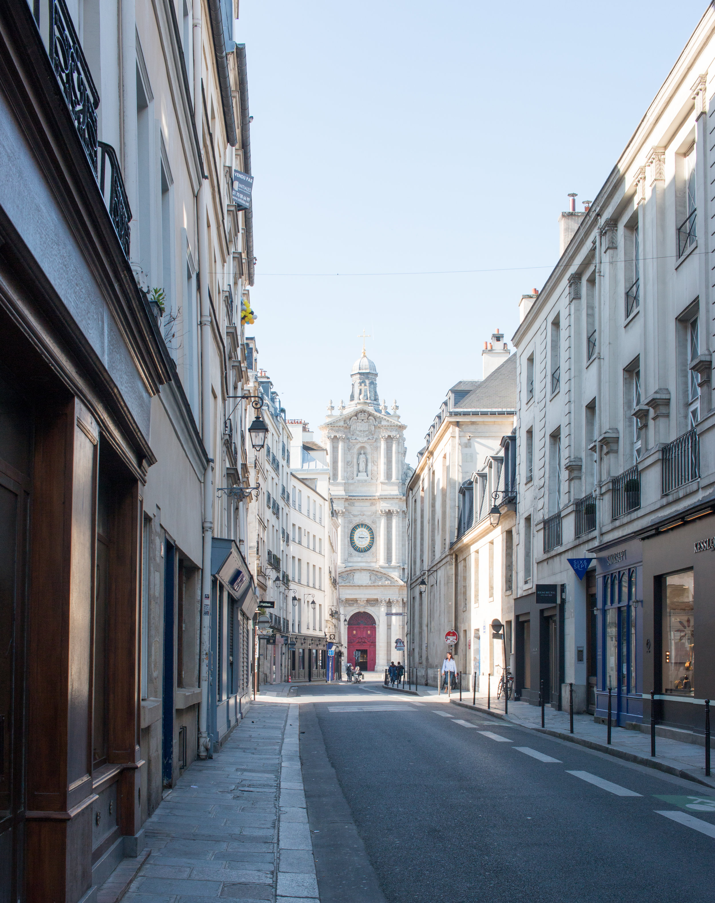 paris guide to the marais every day parisian