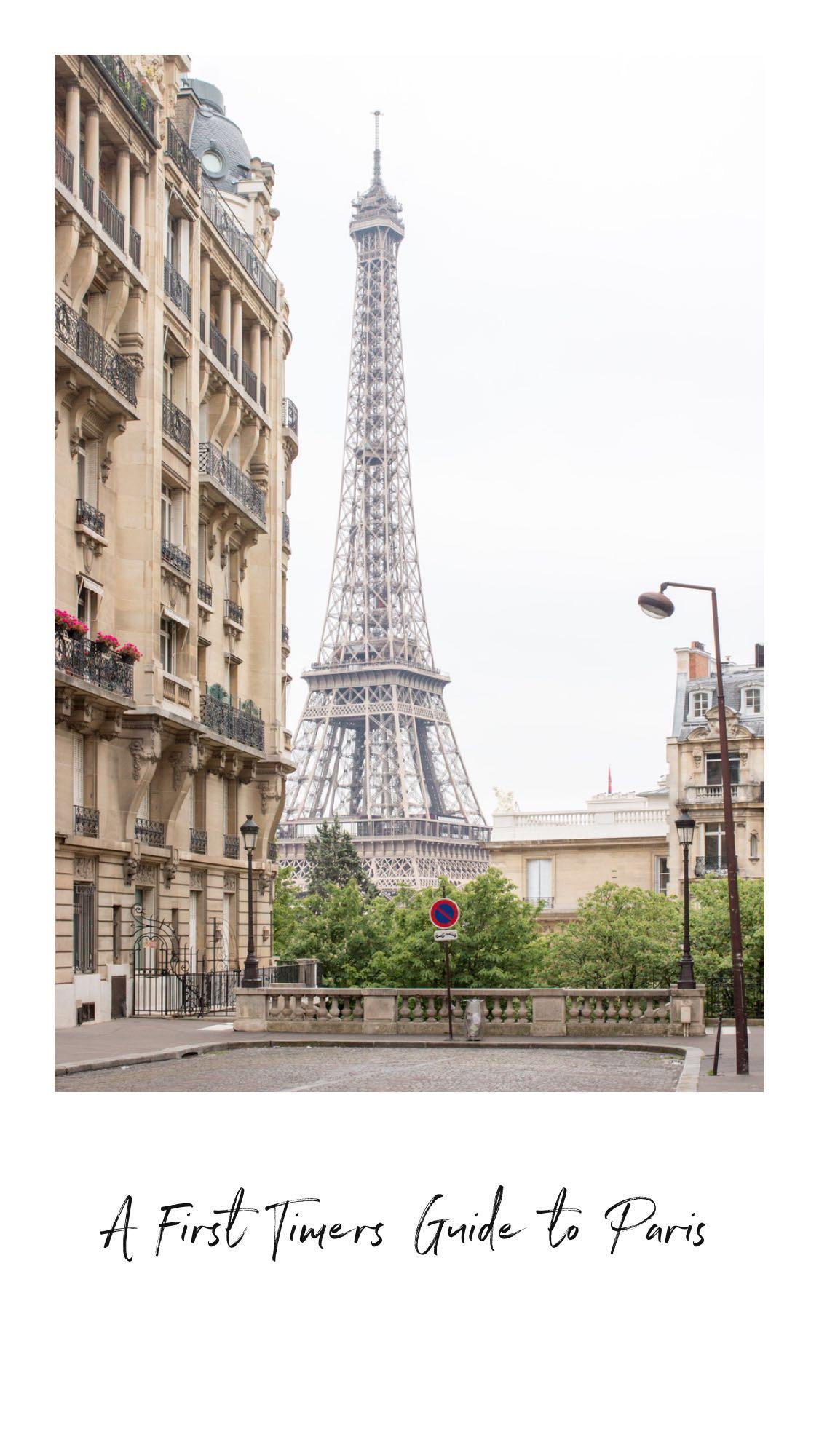 first time guide to paris, france via everyday parisian