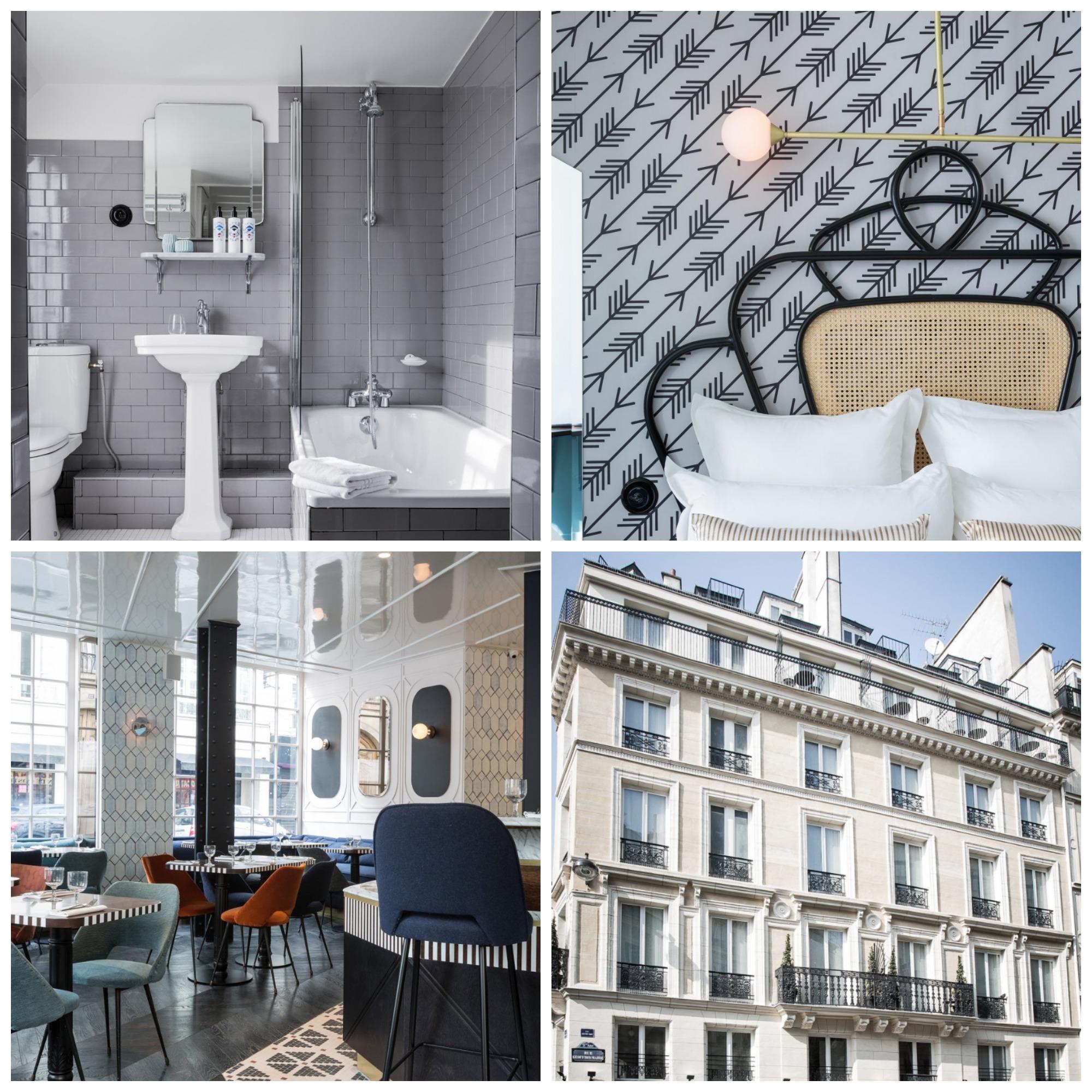 Images via  Hotel Panache