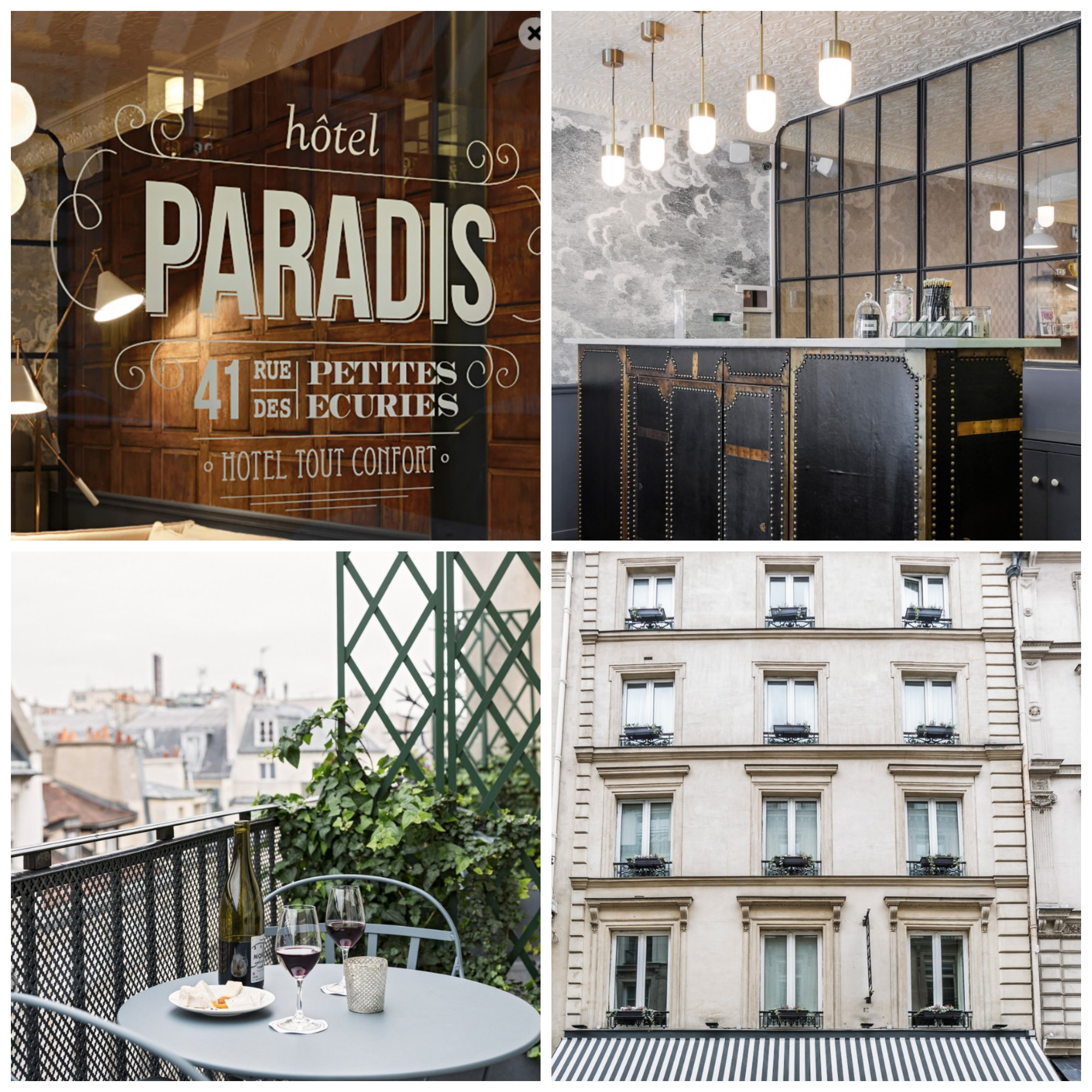 Images by Hotel Paradis Hotel