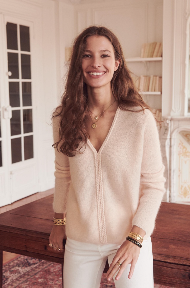 sienna jumper sezane fall collection