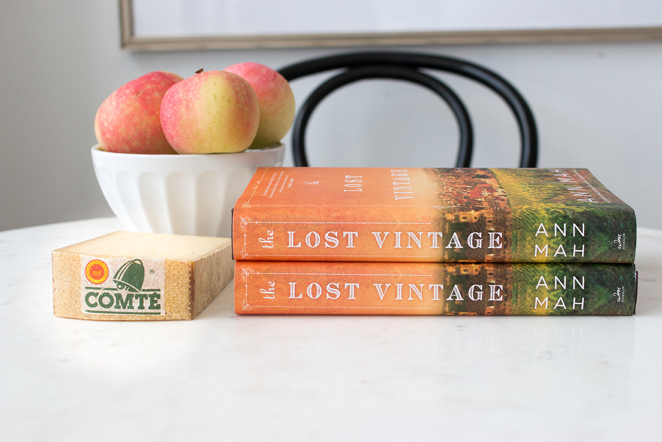 the lost vintage by ann mah giveaway