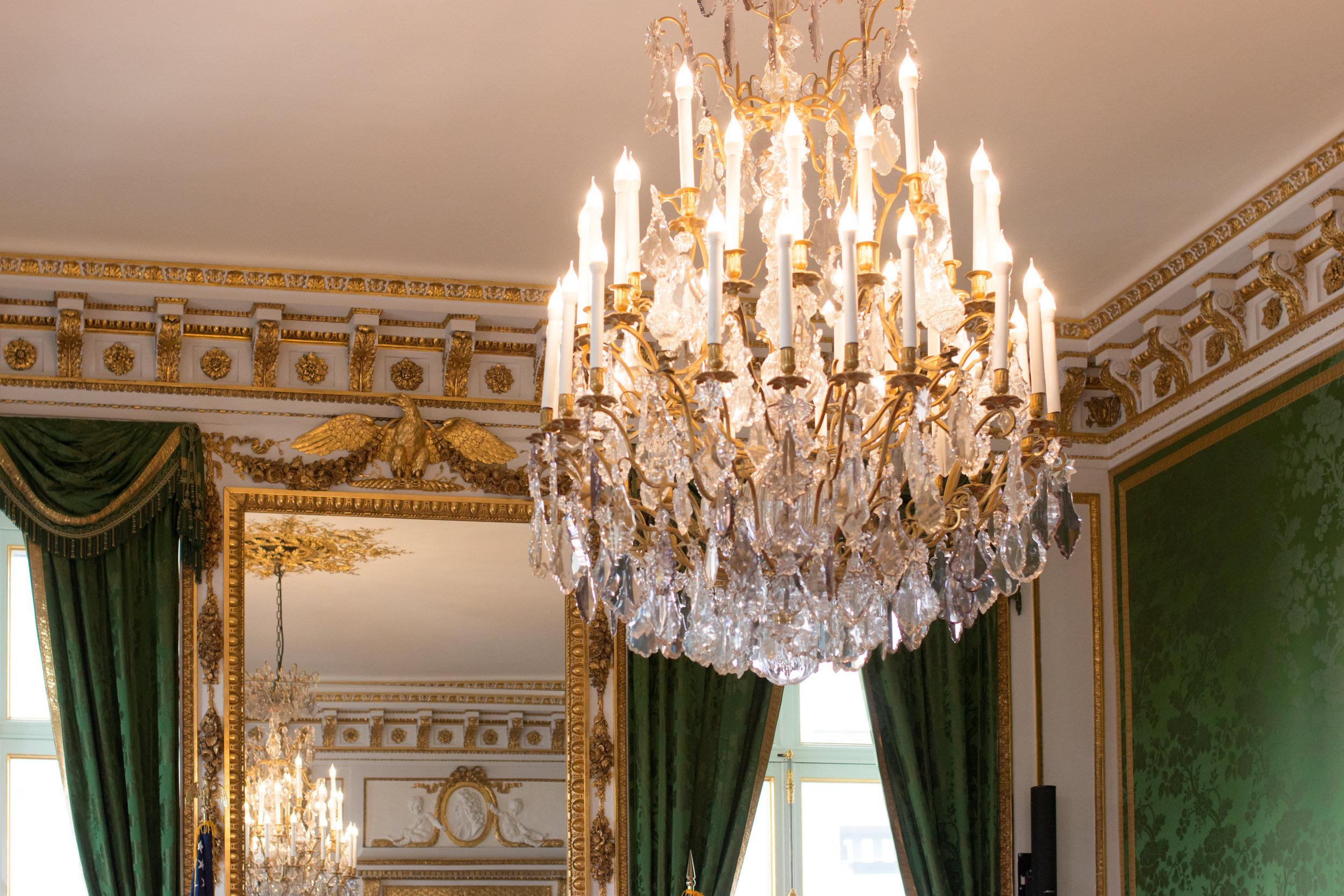 hôtel de talleyrand heritage days paris, france