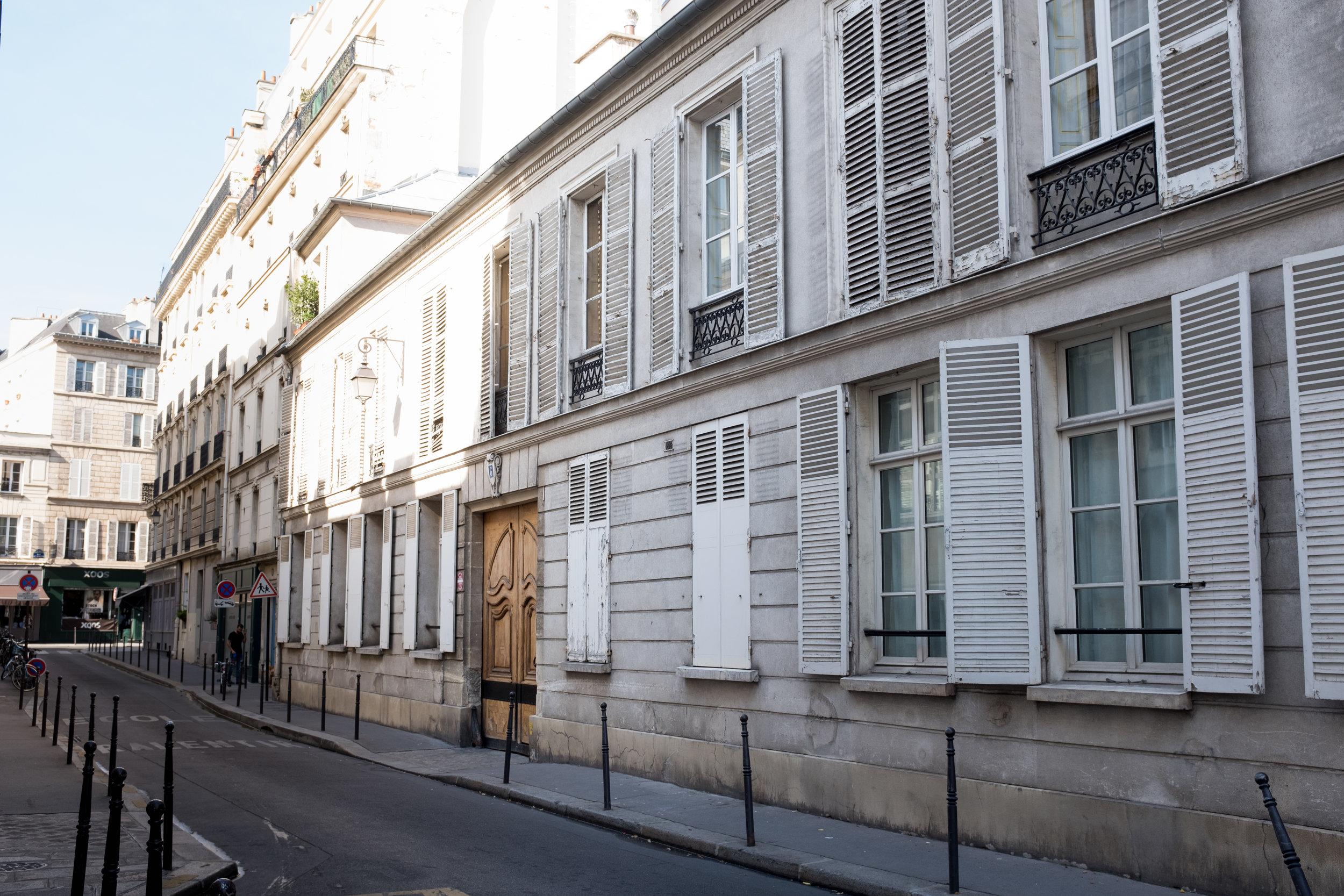 the paris diaries fall day 3 everyday parisian