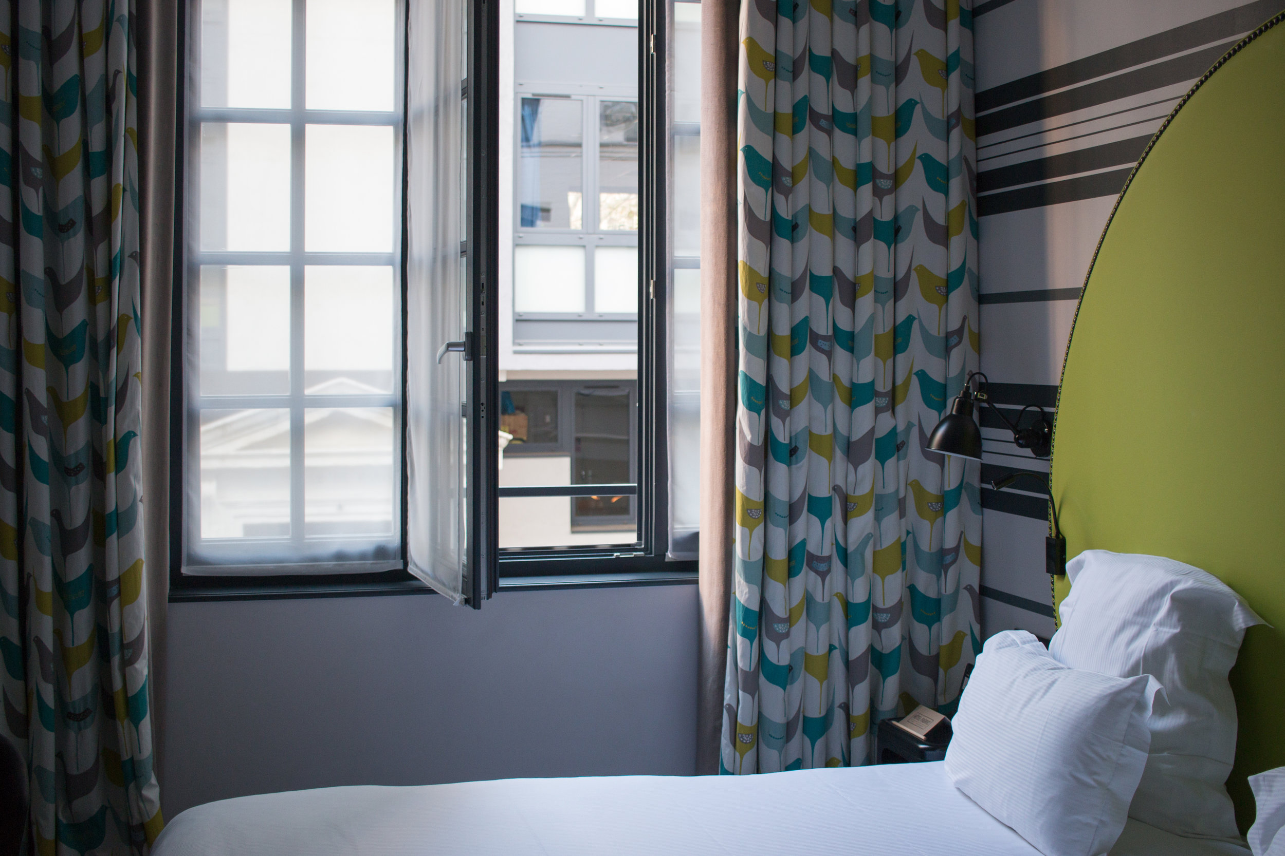 where to stay in paris hotel fabric by everyday parisian