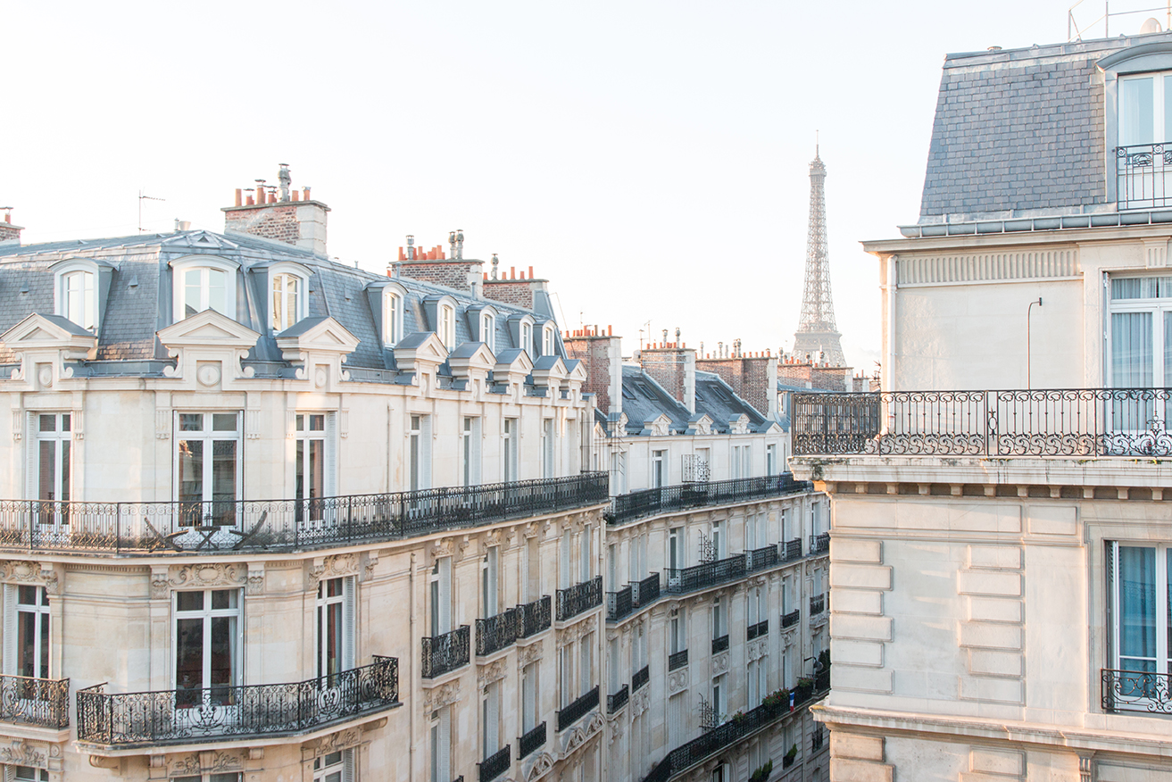 30 hotels with Eiffel Tower Views everyday parisian