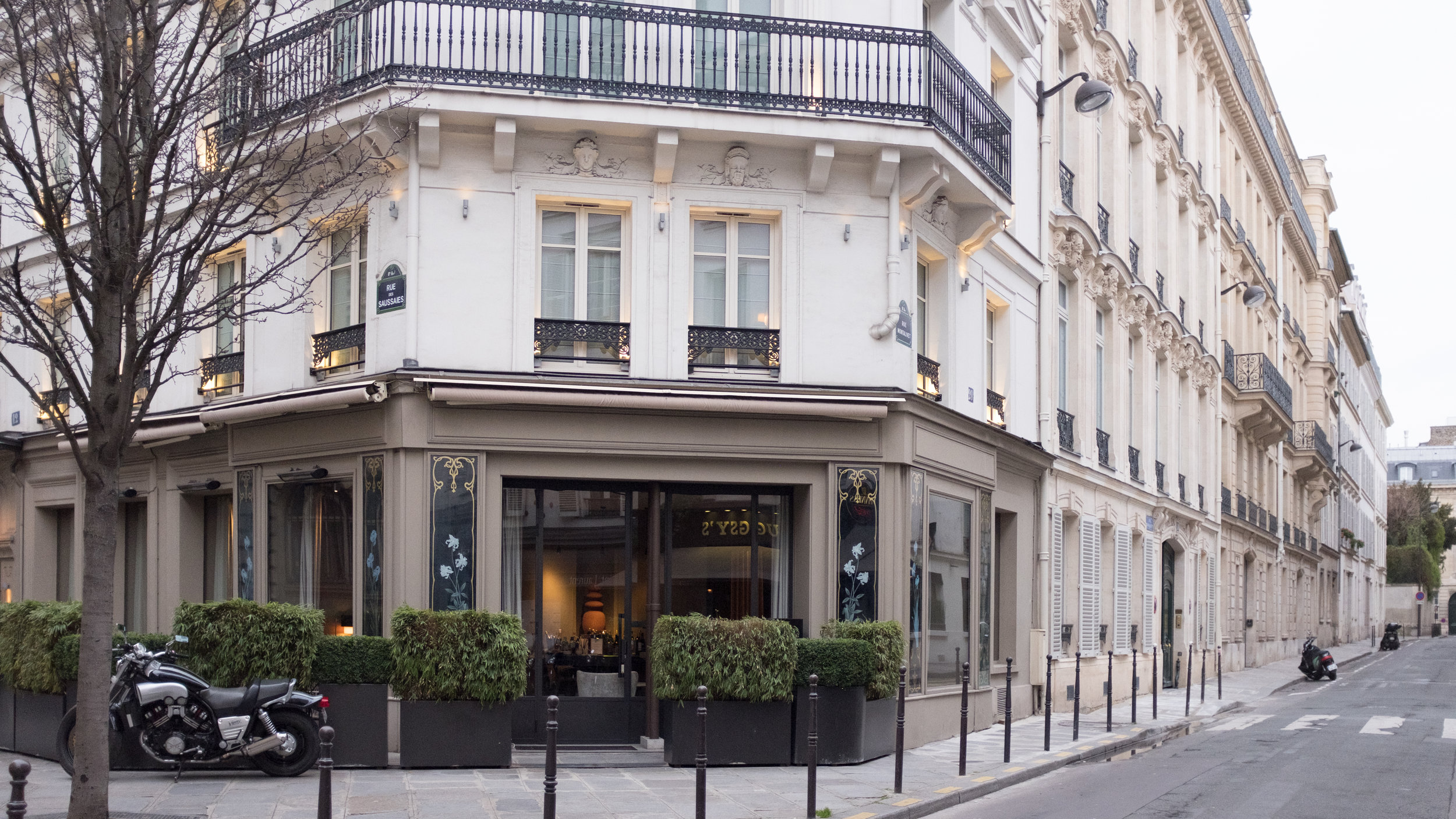 10 Boutique hotels in paris everyday parisian pavillon des lettres