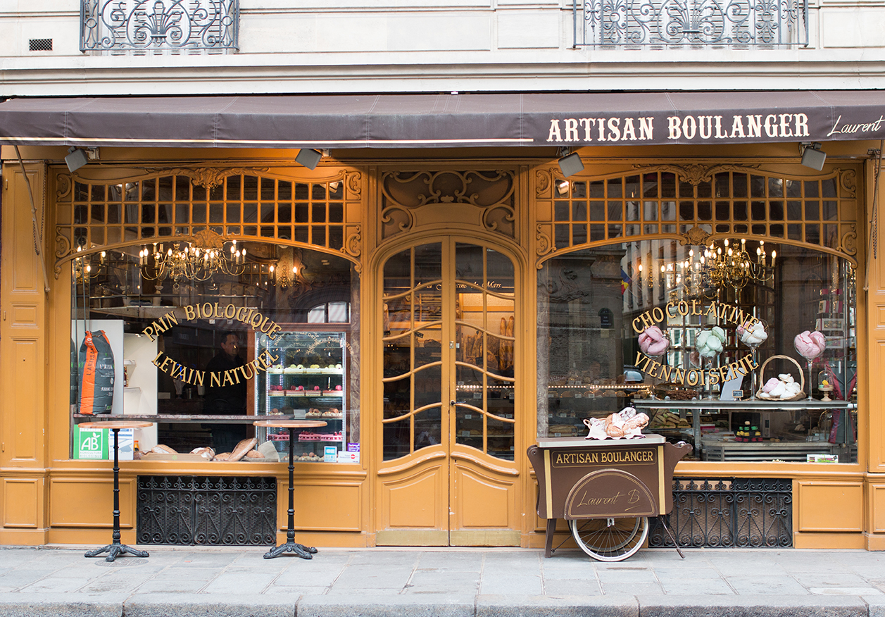 Shop Rue Saint Dominique Boulangerie Print Here