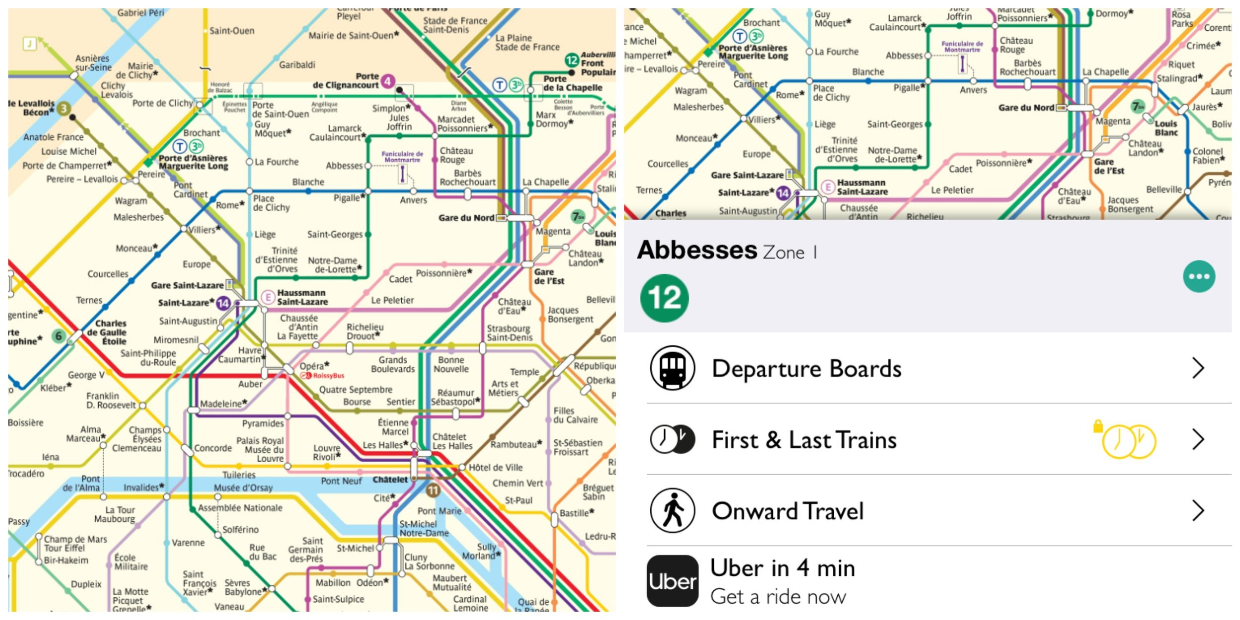 15 apps to navigate Paris everyday parisian