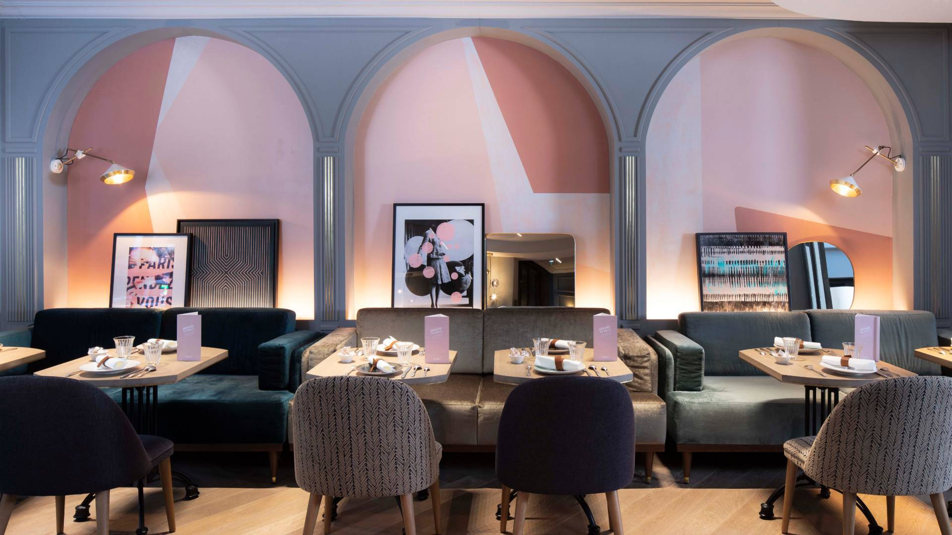 image courtesy of Hôtel Flanelles