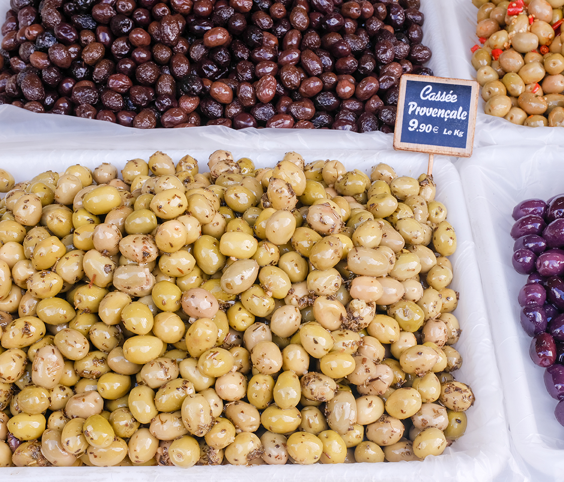 the market in nice france everyday parisian