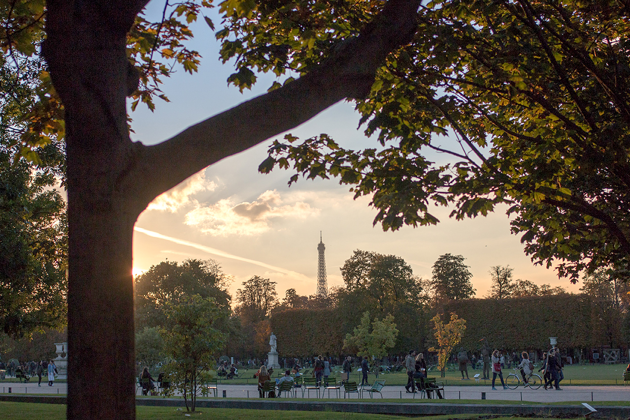 where to see the sunset in paris everyday parisian