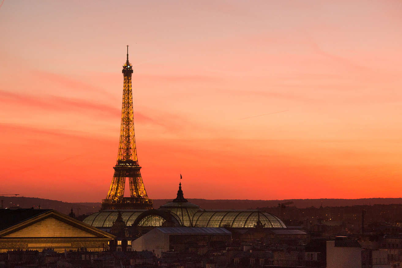where to watch the sunset in paris everyday parisian