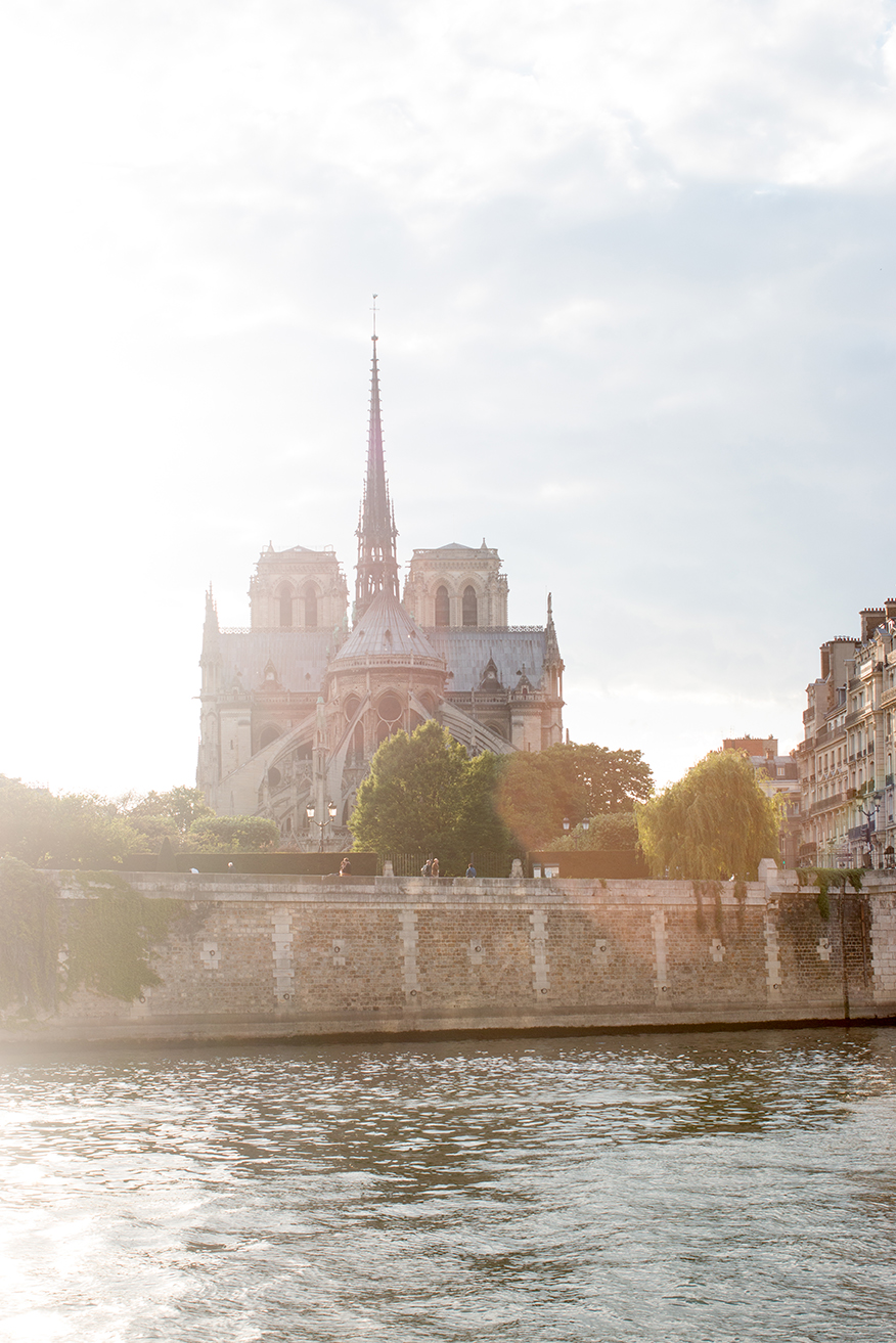 Shop Notre Dame Sunset Print Here