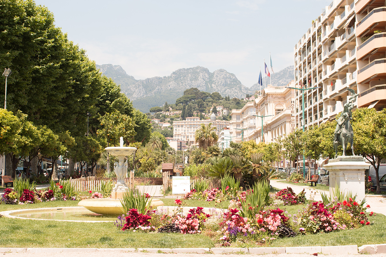 a day in menton everyday parisian