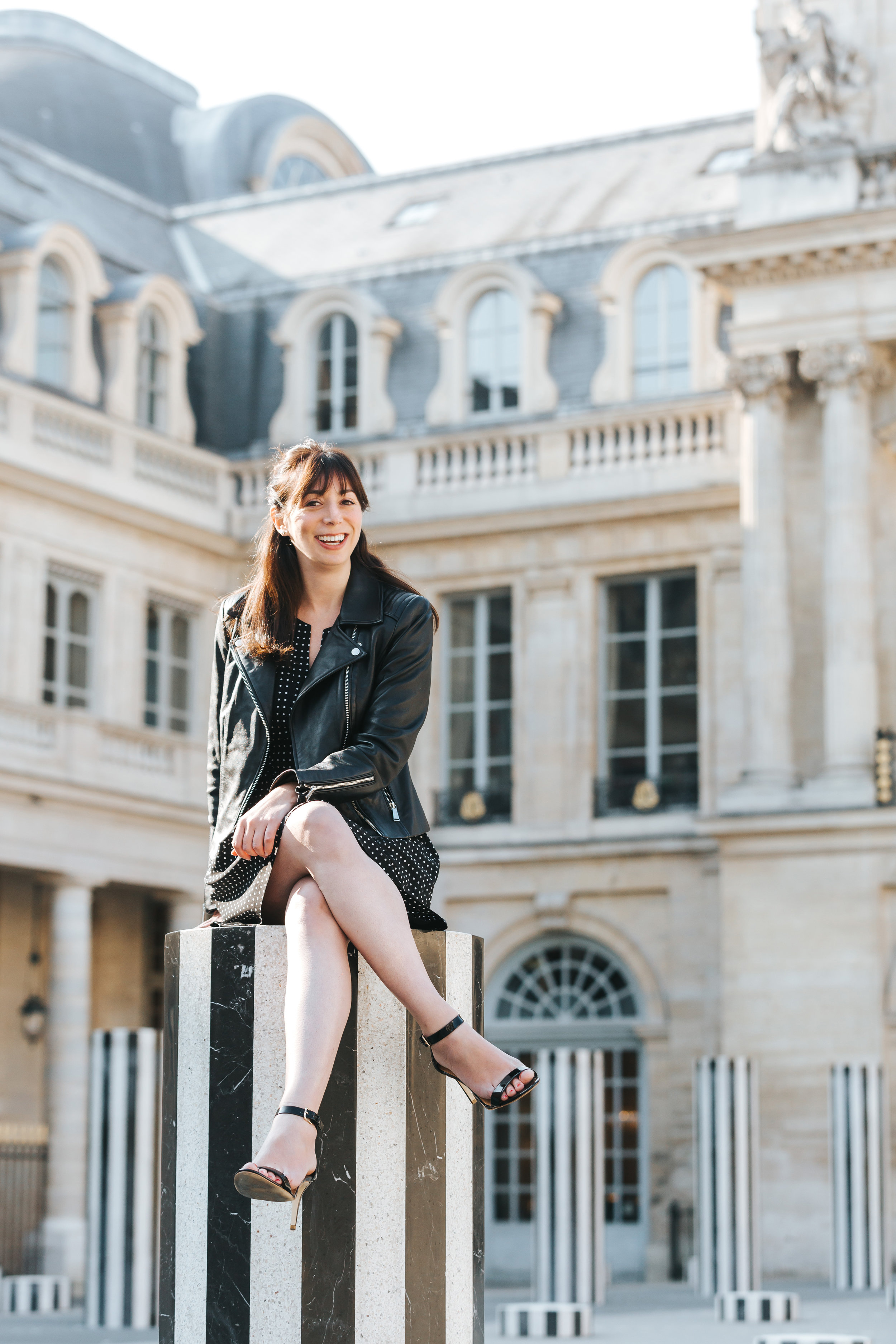 the one jacket you need for paris everyday parisian