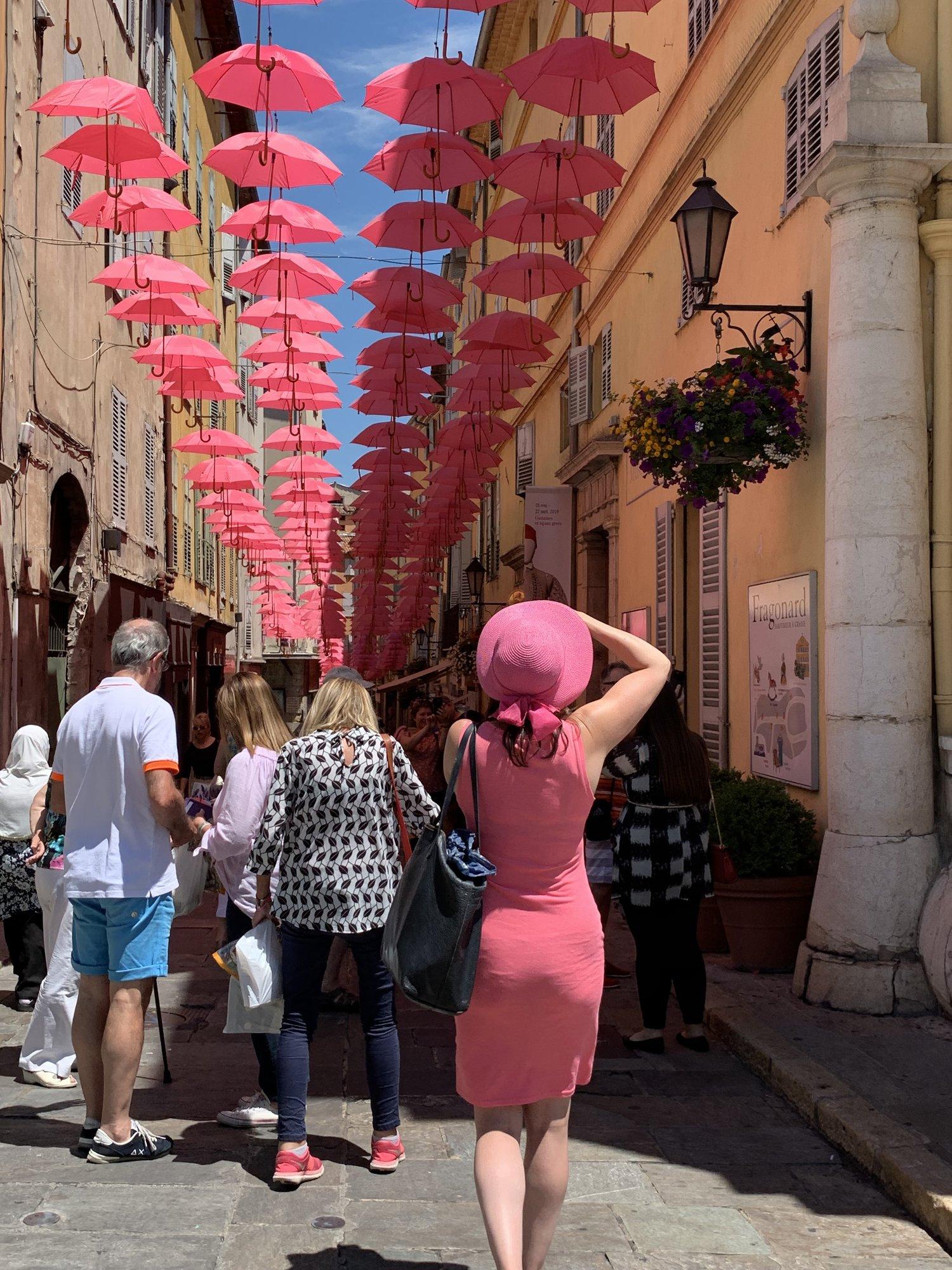 Pink Leith Dress