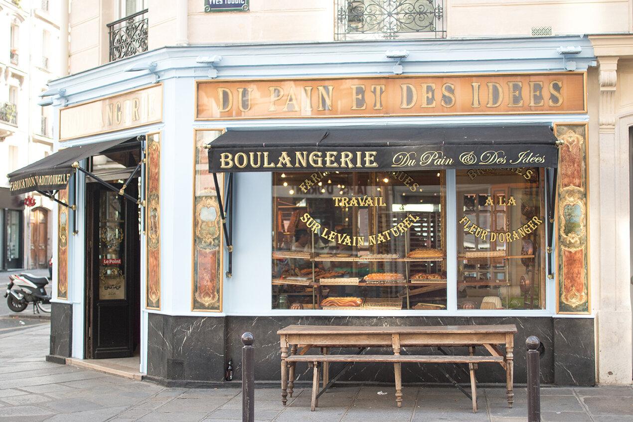Shop Paris Boulangerie Print Here