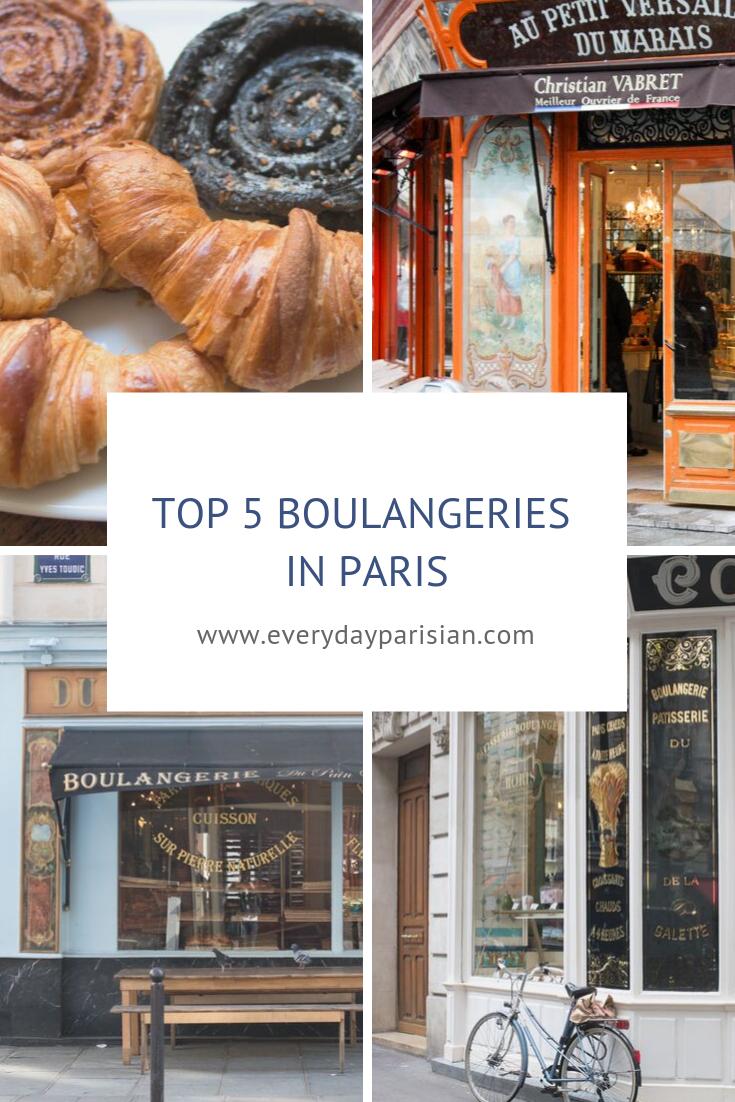 top 5 boulangeries in paris everydayparisian