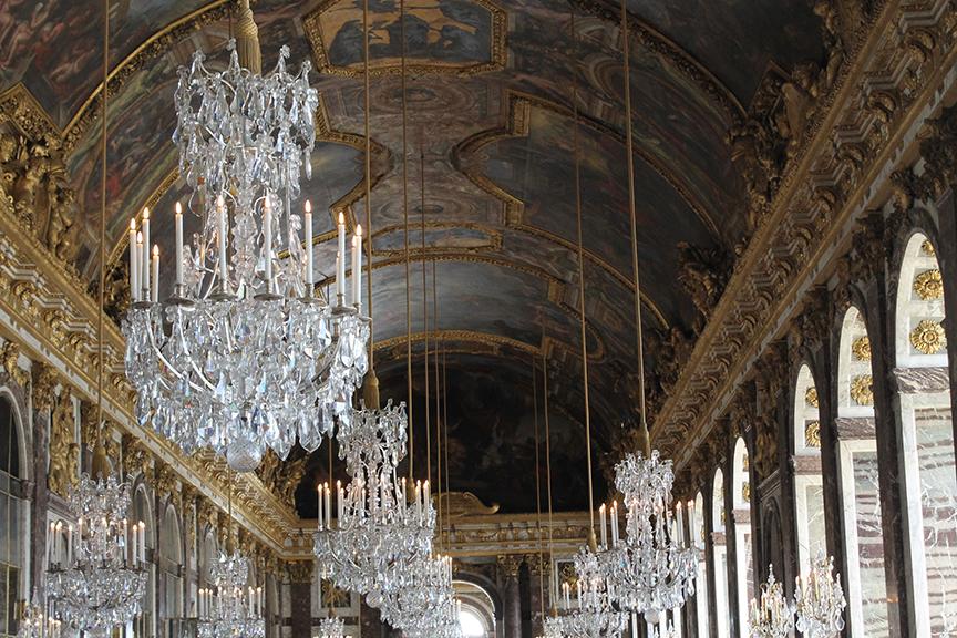 - Versailles Tour