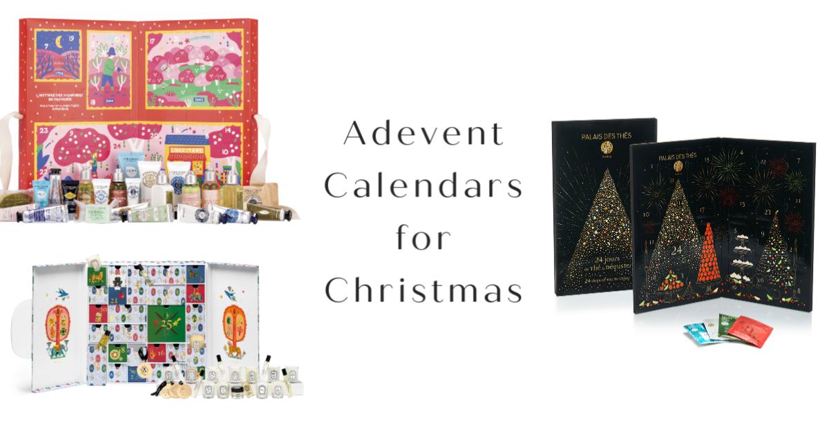 Advent Calendar Palais des Th/és